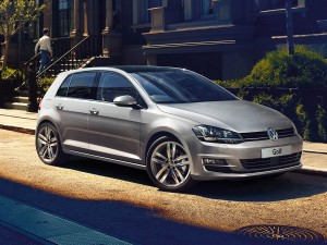VW Golf GT Edition  first vehicle leasing