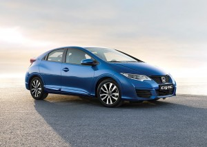 Honda Civic Limited Edition First Vehicle Leasing