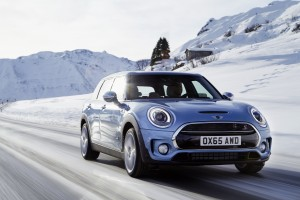 The Mini Clubman S All4 first vehicle leasing