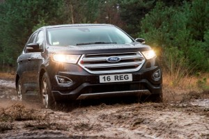 The all-new Ford Edge is well-equipped First Vehicle Leasing