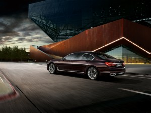 New BMW M760Li first vehicle leasing 1