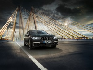 New BMW M760Li first vehicle leasing 2