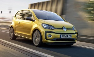 New VW up! First Vehicle Leasing 1