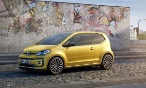 New VW up! First Vehicle Leasing 2