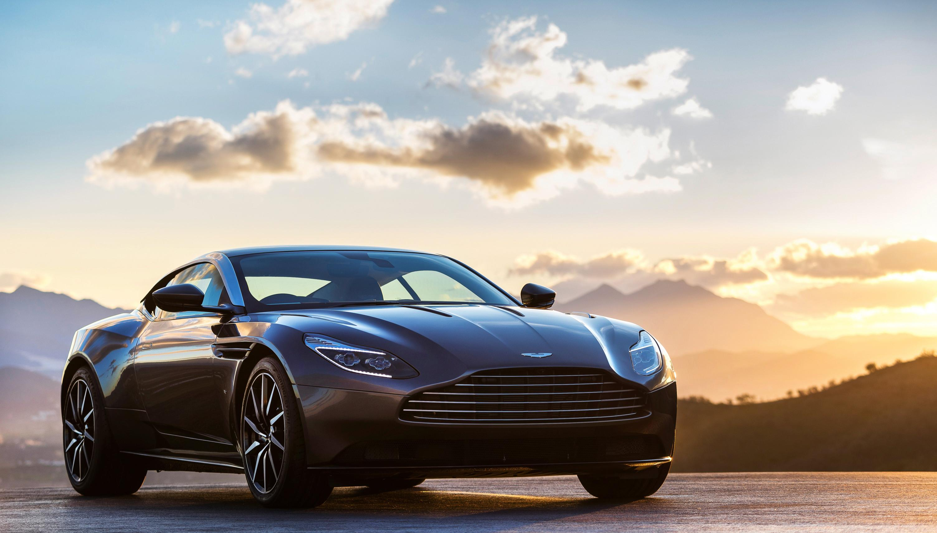 The New Aston Martin DB Is Stunning - Lease aston martin