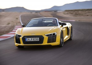 Audi R8 Spyder First Vehicle Leasing 2