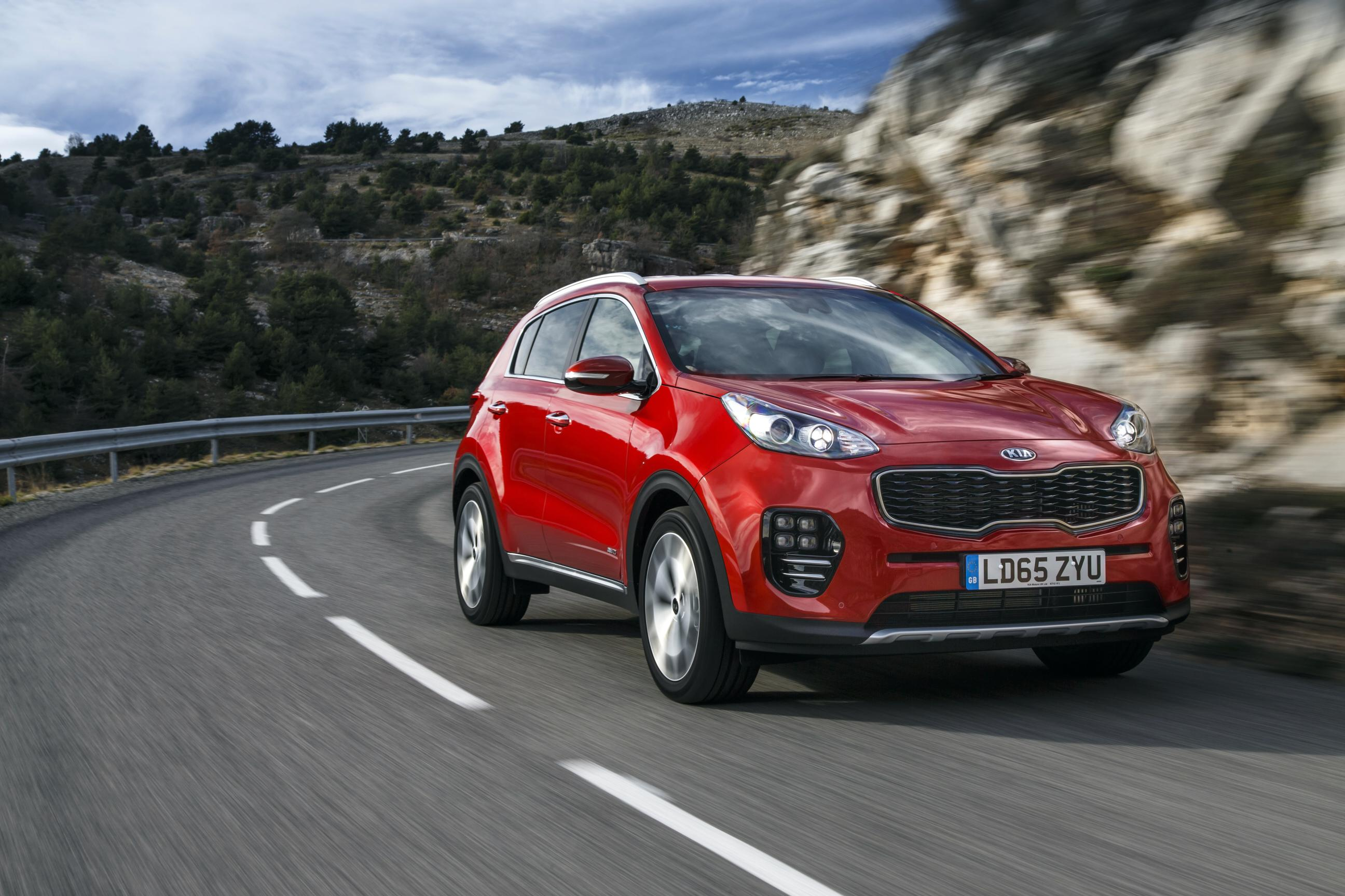 new kia sportage hits bestseller lists. Black Bedroom Furniture Sets. Home Design Ideas