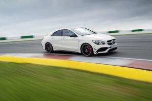 Mercedes CLA First Vehicle Leasing 1