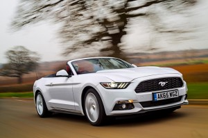 New Ford Mustang First Vehicle Leasing 1