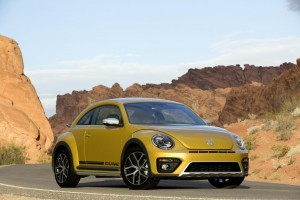 VW Beetle Dune First Vehicle Leasing 1