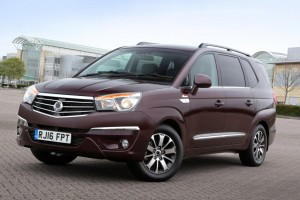 SsangYong Turismo First Vehicle Leasing 2