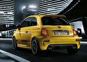 Abarth 595 First Vehicle Leasing 1