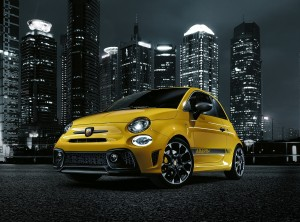 Abarth 595 First Vehicle Leasing 2
