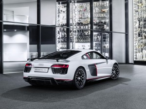 Audi R8 V10 24H First Vehicle Leasing 1