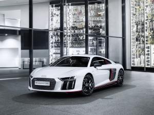 Audi R8 V10 24H First Vehicle Leasing 2