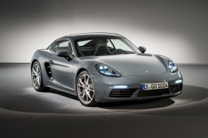 Porsche 718 Cayman First Vehicle Leasing 1