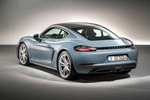 Porsche 718 Cayman First Vehicle Leasing 2