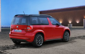 Skoda Yeti First Vehicle Leasing 1