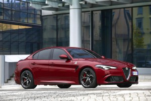 Alfa Romeo Giulia Quadrifoglio First Vehicle Leasing 1
