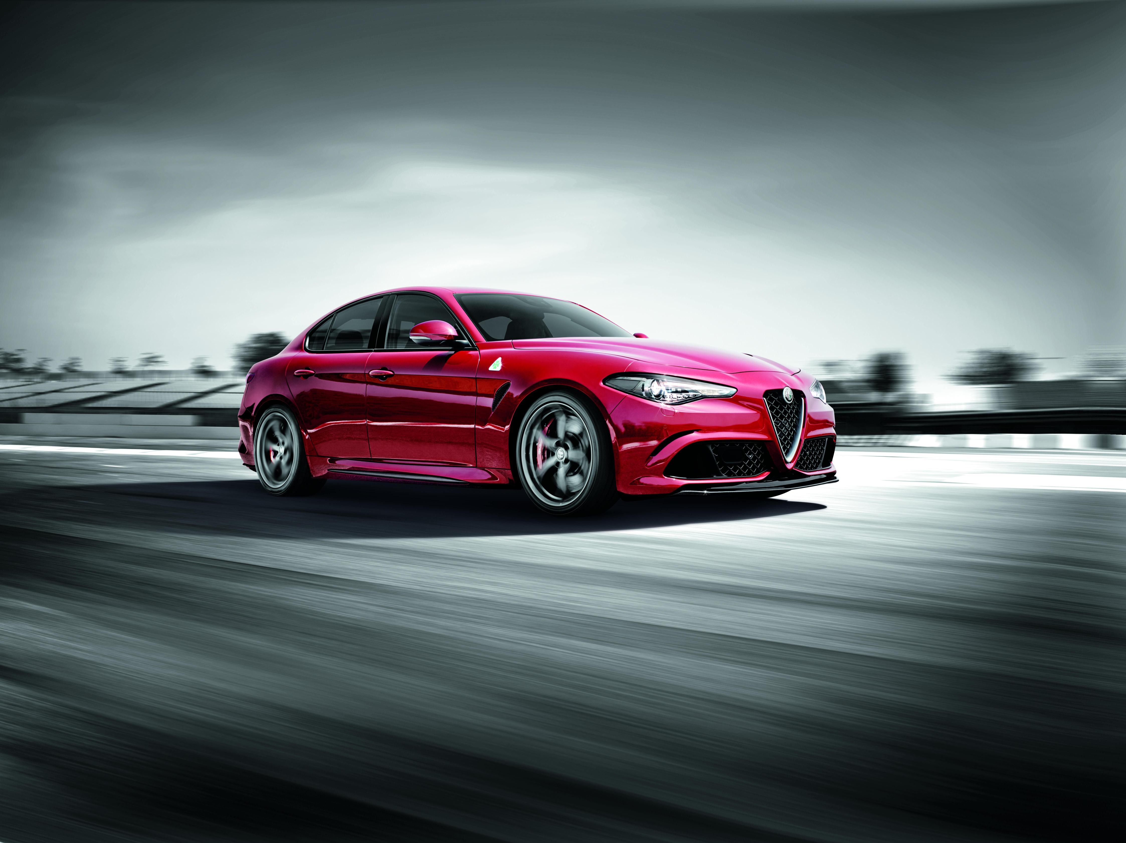 Prices And Spec For Alfa Romeo Giulia Quadrifoglio Revealed