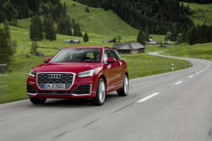 Audi Q2 First Vehicle Leasing 1