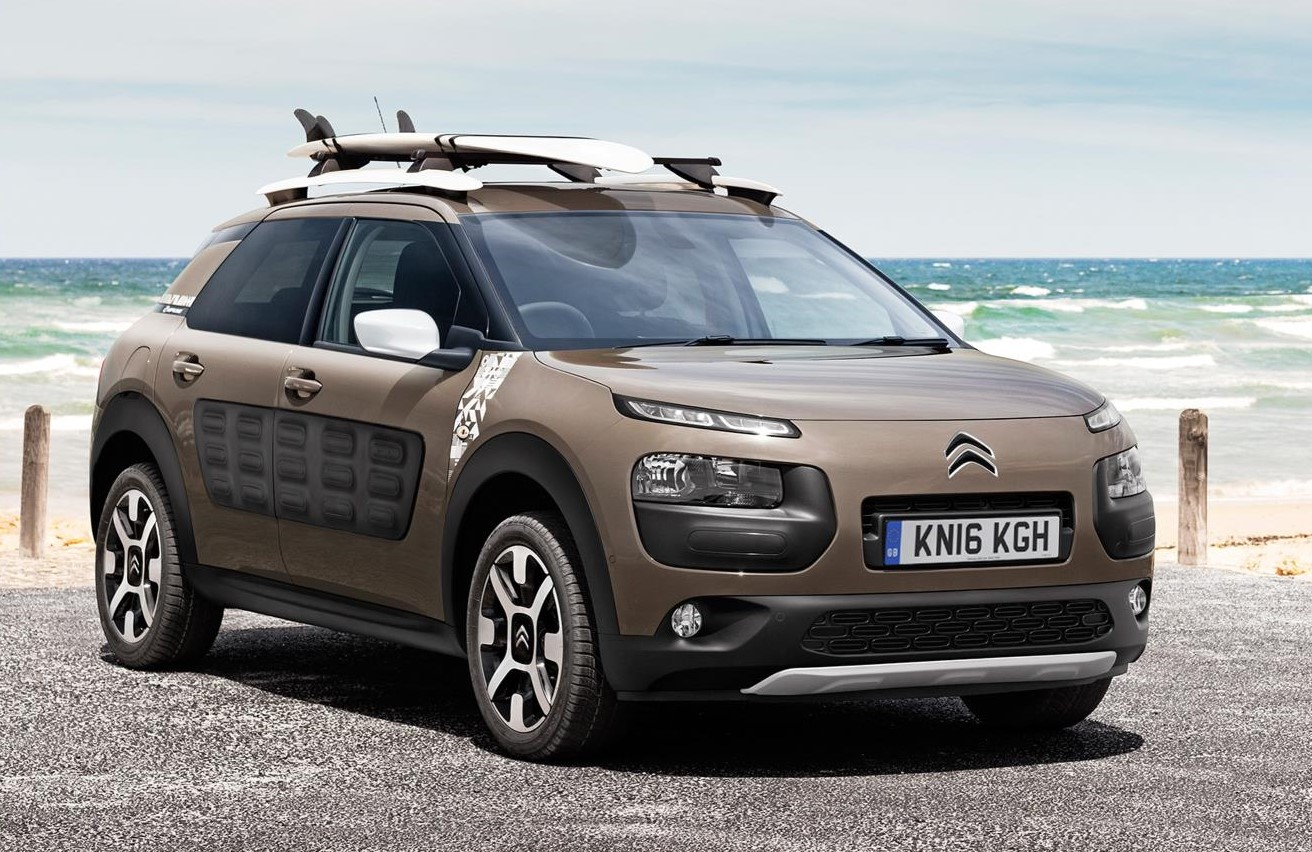 special edition citroen c4 cactus rip curl now on sale. Black Bedroom Furniture Sets. Home Design Ideas