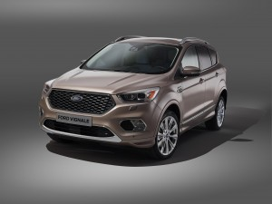Ford Kuga Vignale  First Vehicle Leasing 1