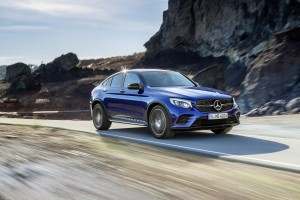 Mercedes GLC Coupé First Vehicle Leasing 1