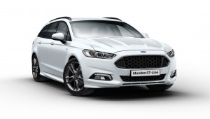 New Ford Mondeo ST-Line First Vehicle Leasing 1