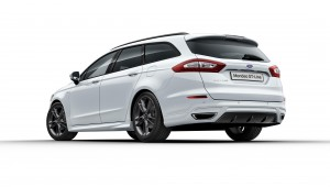 New Ford Mondeo ST-Line First Vehicle Leasing 2