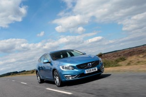 Volvo V60 D5 Twin Engine First Vehicle Leasing 1