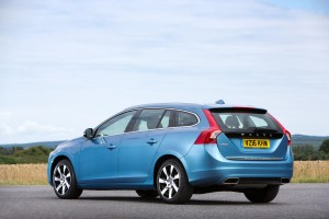 Volvo V60 D5 Twin Engine First Vehicle Leasing 2
