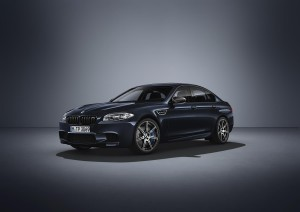 BMW M5 Competition Edition First Vehicle Leasing 2