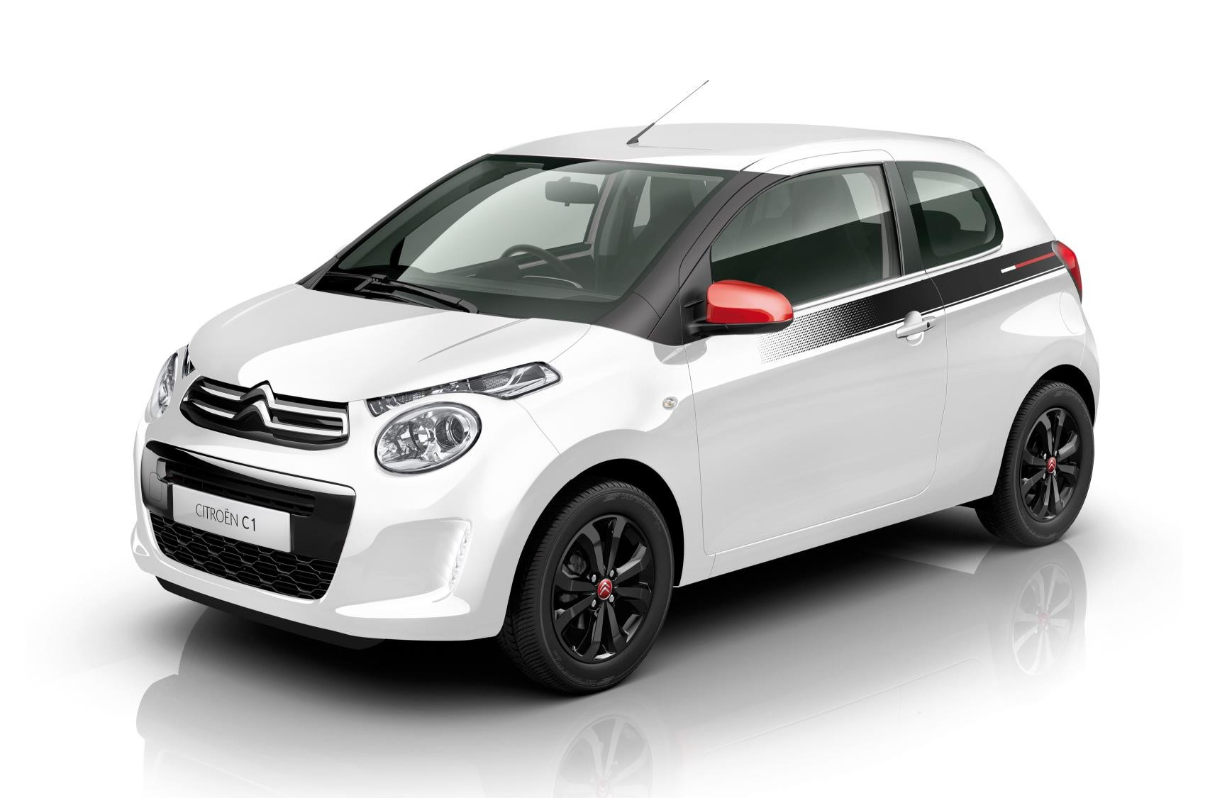 citroen c1 furio takes a bow. Black Bedroom Furniture Sets. Home Design Ideas