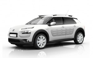 Citroen C4 Cactus W Special Edition First Vehicle Leasing 1