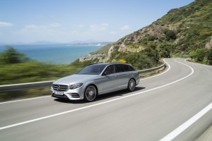 Mercedes E-Class estate First Vehicle Leasing 1