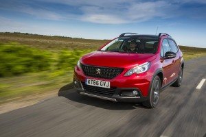 PEUGEOT 2008 SUV GT Line First Vehicle Leasing 1