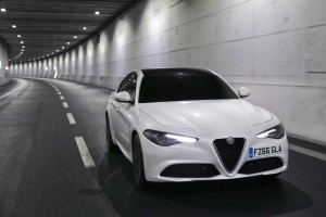 Alfa Romeo Giulia first vehicle leasing 2