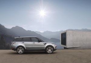 Range Rover Sport First Vehicle Leasing 2