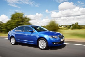 Skoda Octavia first vehicle leasing 1