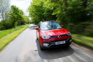 SsangYong Tivoli First Vehicle Leasing 1