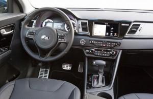 The new Kia Niro First Vehicle Leasing 2