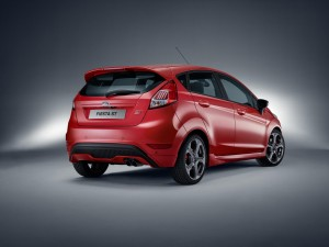 Ford Fiesta ST five doors First Vehicle Leasing 2