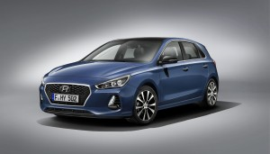 Hyundai i30 First Vehicle Leasing 1