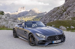 Mercedes AMG GT Roadster First Vehicle Leasing 1