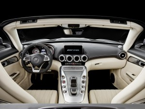 Mercedes AMG GT Roadster First Vehicle Leasing 2