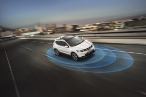 Nissan Qashqai N-Vision First Vehicle Leasing 1