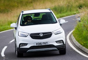Vauxhall Mokka X First Vehicle Leasing 1