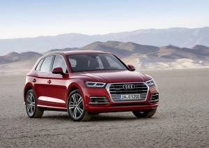 New Audi Q5 First Vehicle Leasing 1