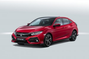 New Honda Civic First Vehicle Leasing 1